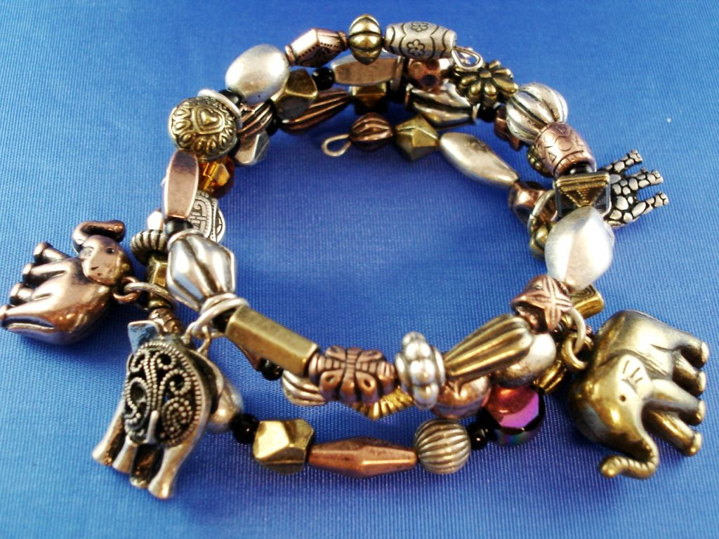 clearance elephant hdb products riah charm bracelet fashion collections jewelry
