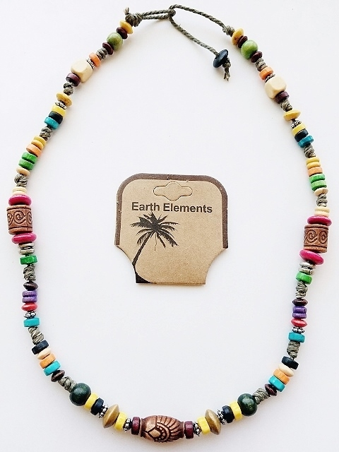 Surfer necklace