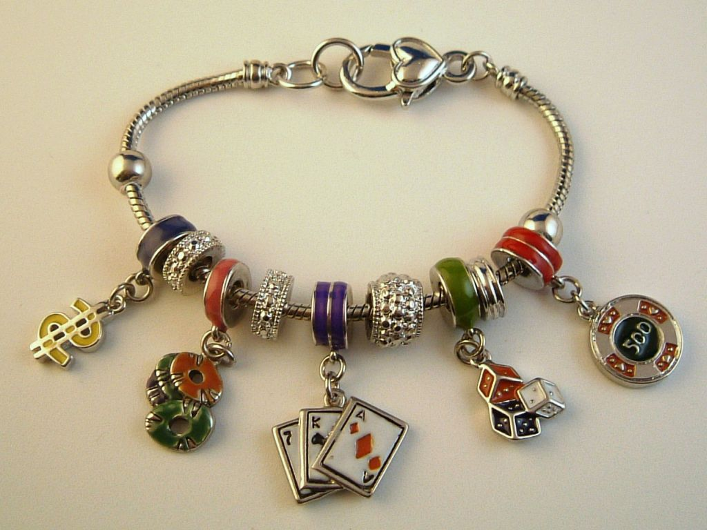 pandora charms bracelet