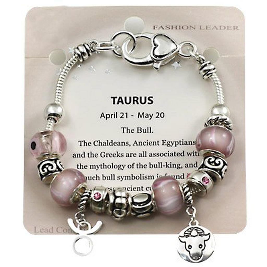 taurus pandora charms