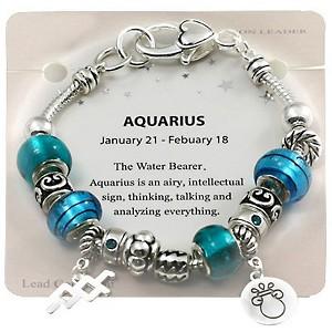d5adca957 ... aries star sign charm 791936 2df7a 9cee5 new style aquarius zodiac sign  charm bracelet pandora inspired beads 70036 4fe9a ...